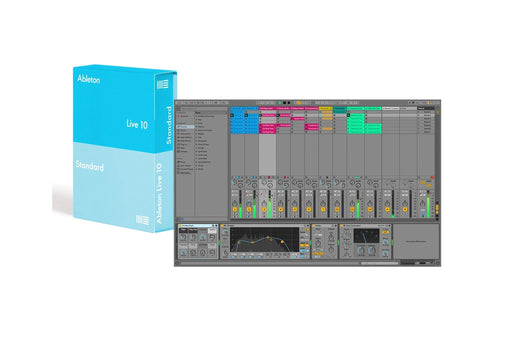 Ableton Live 10 Standard (Box Set)