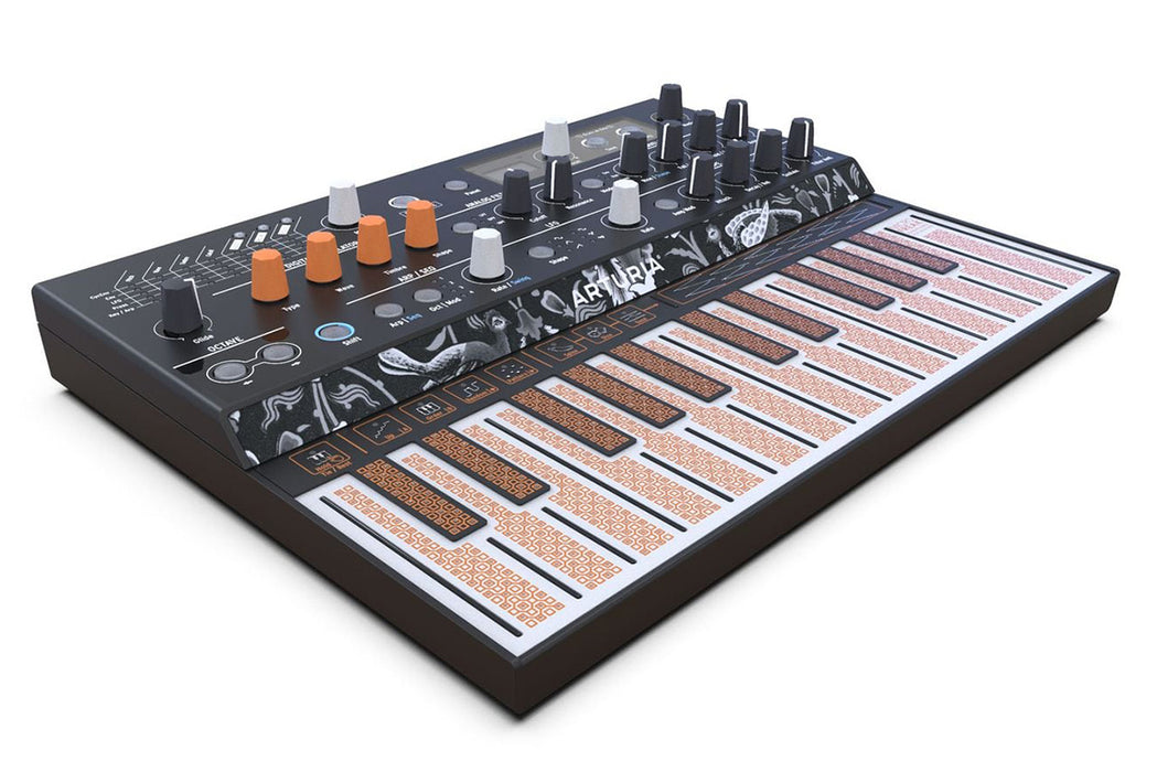 Arturia MicroFreak - DJ TechTools