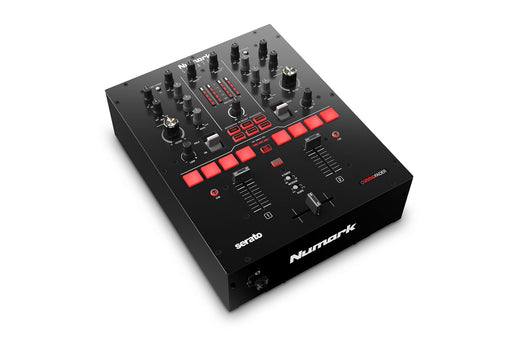 Numark SCRATCH - DJ TechTools