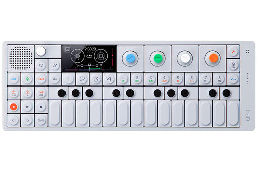Teenage Engineering OP-1 Synth - DJ TechTools