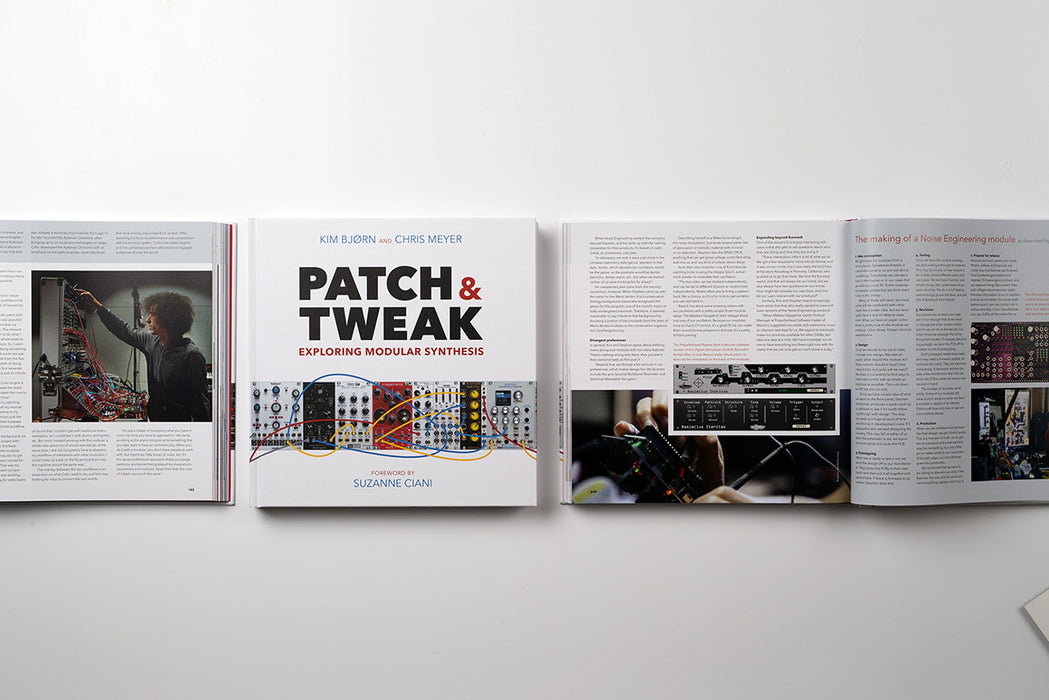 Patch & Tweak - DJ TechTools