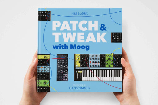 PATCH & TWEAK with Moog