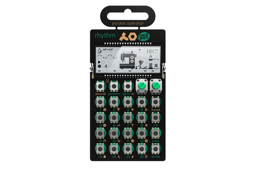 Teenage Engineering PO-12 rhythm - DJ TechTools