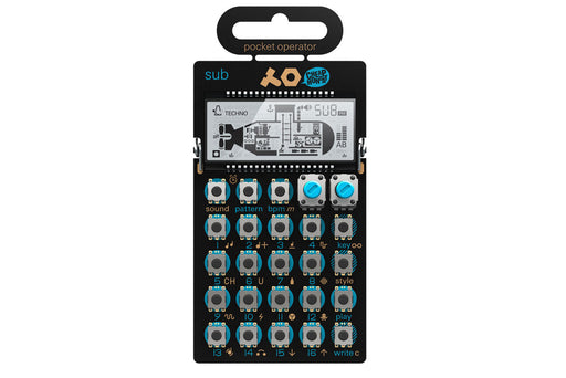 Teenage Engineering PO-14 sub - DJ TechTools