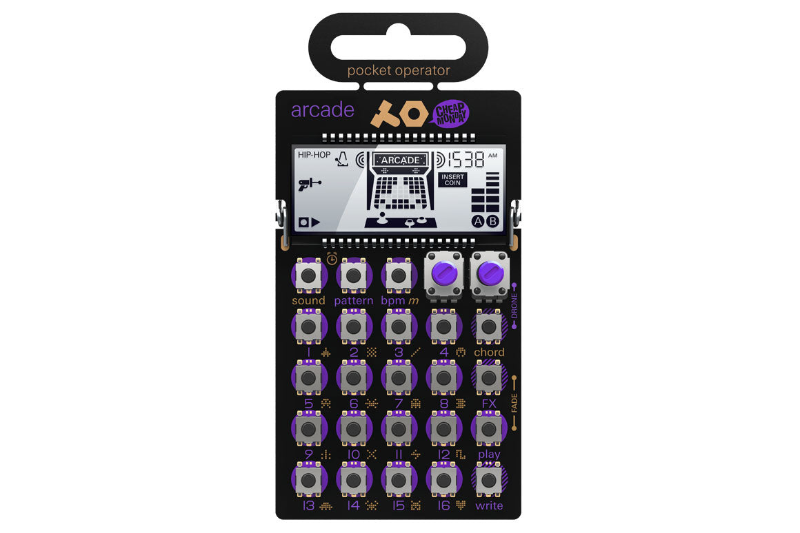 Teenage Engineering PO-20 arcade - DJ TechTools