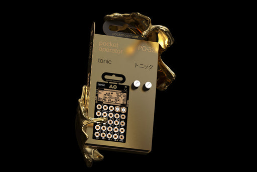 Teenage Engineering PO-32 tonic - DJ TechTools