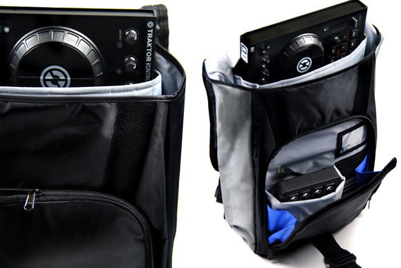 The Controller Backpack V2: The Perfect Gig Bag - DJ TechTools