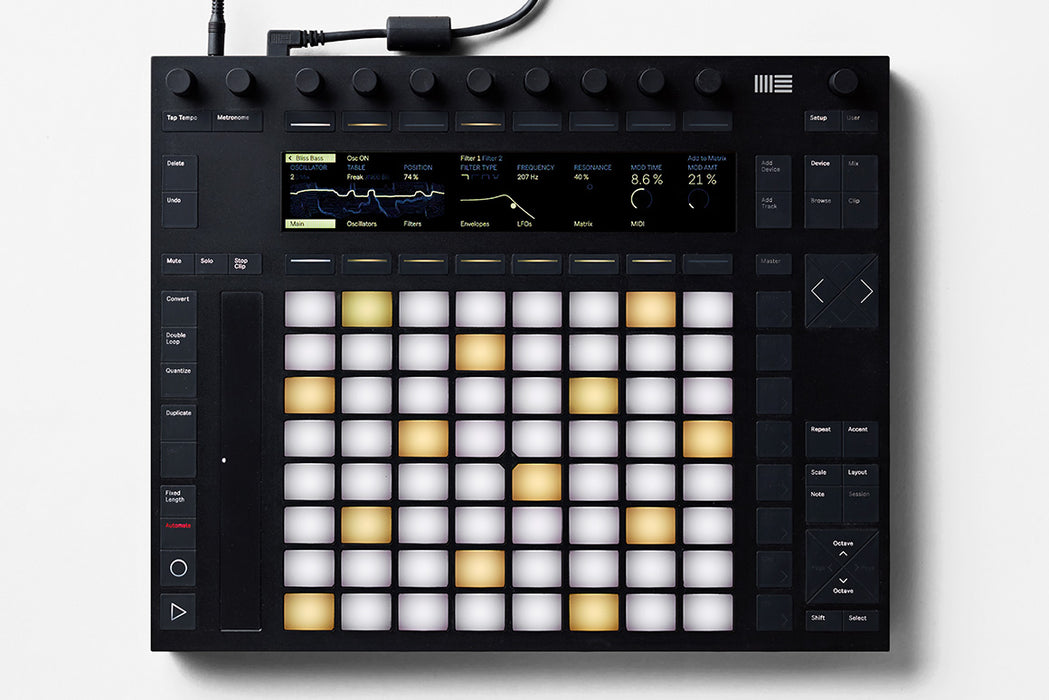 Ableton Push 2 + Live Intro Included Free