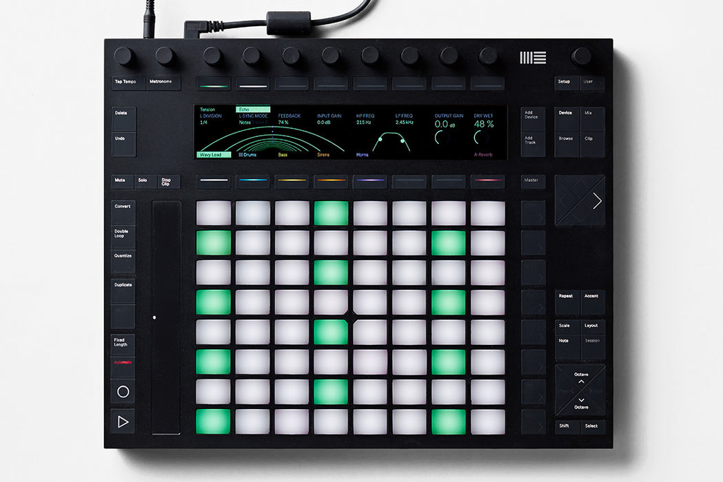 Ableton Push 2 + Live Suite - DJ TechTools