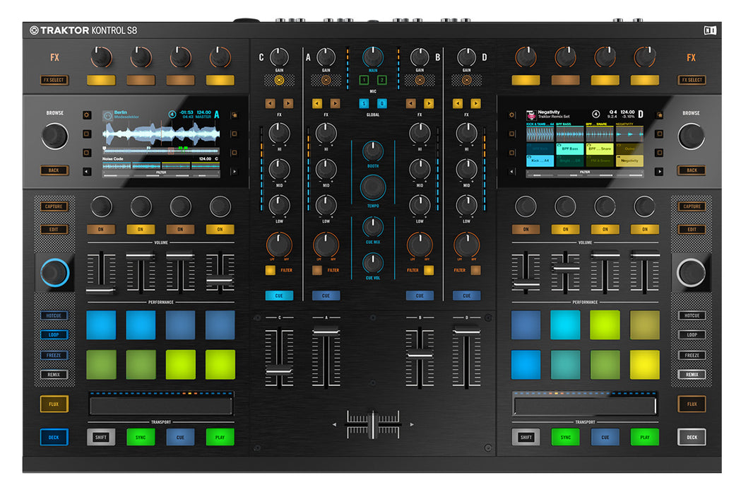 Traktor Kontrol S8 + Ean Golden Tutorial - DJ TechTools