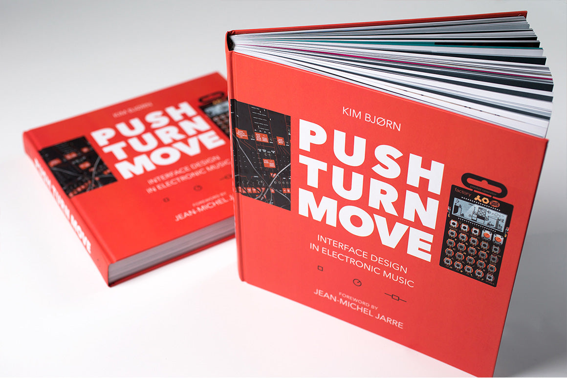 Push Turn Move - DJ TechTools