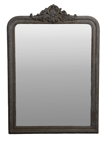MIRROR RIVOLI WASHED OAK L