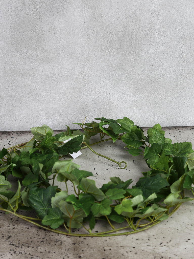 Med. Grape Leaf Garland 180 cm