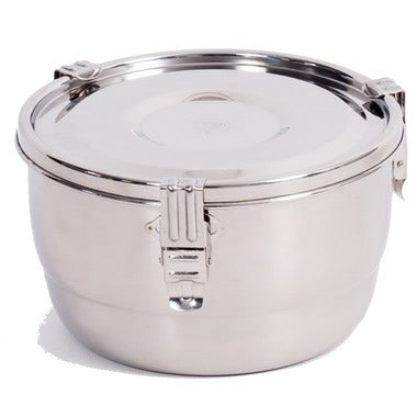 Stainless Steel Containers, Airtight (10 cm)
