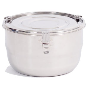 Stainless Steel Containers, Airtight (14 cm)