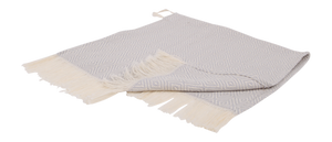 Kitchen Towel, Light Grey