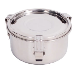 Stainless Steel Containers, Airtight (8 cm)
