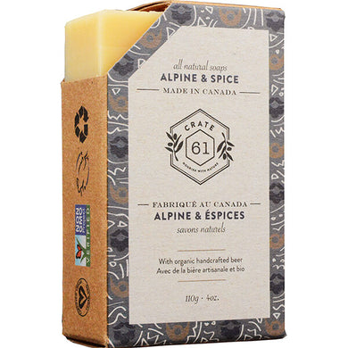 Bar Soap, Alpine Spice