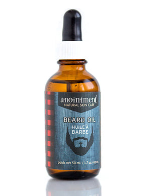 Beard Oil, Woodland