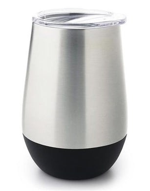 Coffee Cup, Tumbler, 12oz, Black