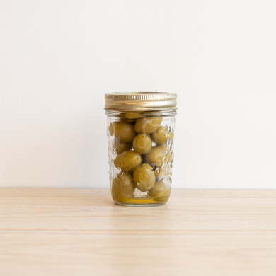 Green Olives - with stone