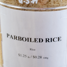 Load image into Gallery viewer, Parboiled Rice