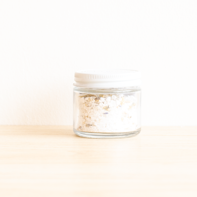 Bath Soak, Lavender Oatmeal, Come Clean