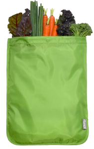 Produce Mesh Bag, Chico, Green Solid 1-pack