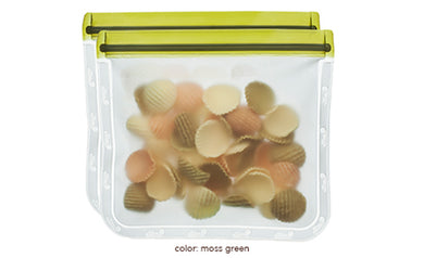 Rezip, Set of 2, Lunch (Moss)
