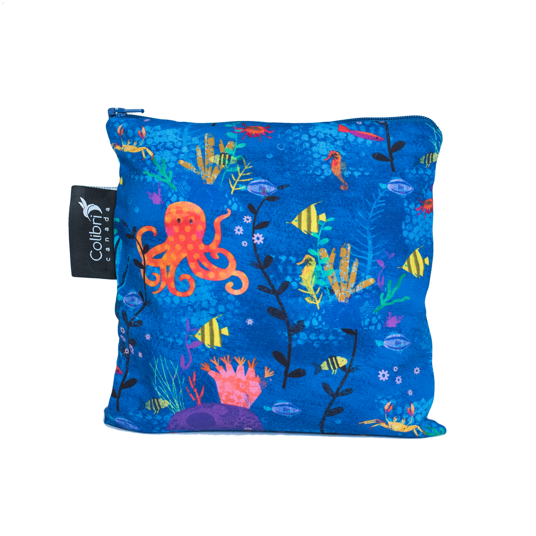 Sandwich Bags, Under the sea