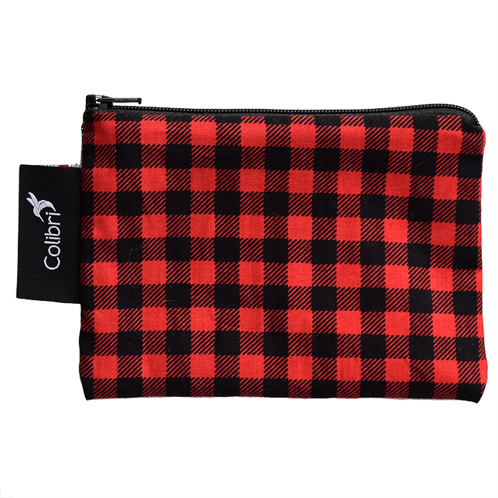 Snack Bags, Plaid