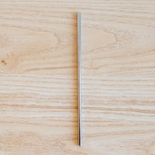 Load image into Gallery viewer, Stainless Straw, Regular, Straight