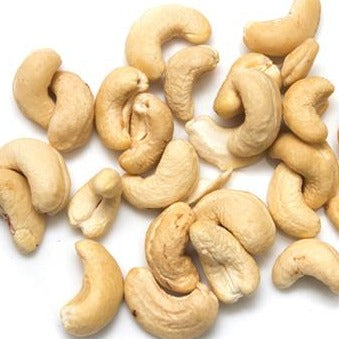 Cashews, Raw, Whole