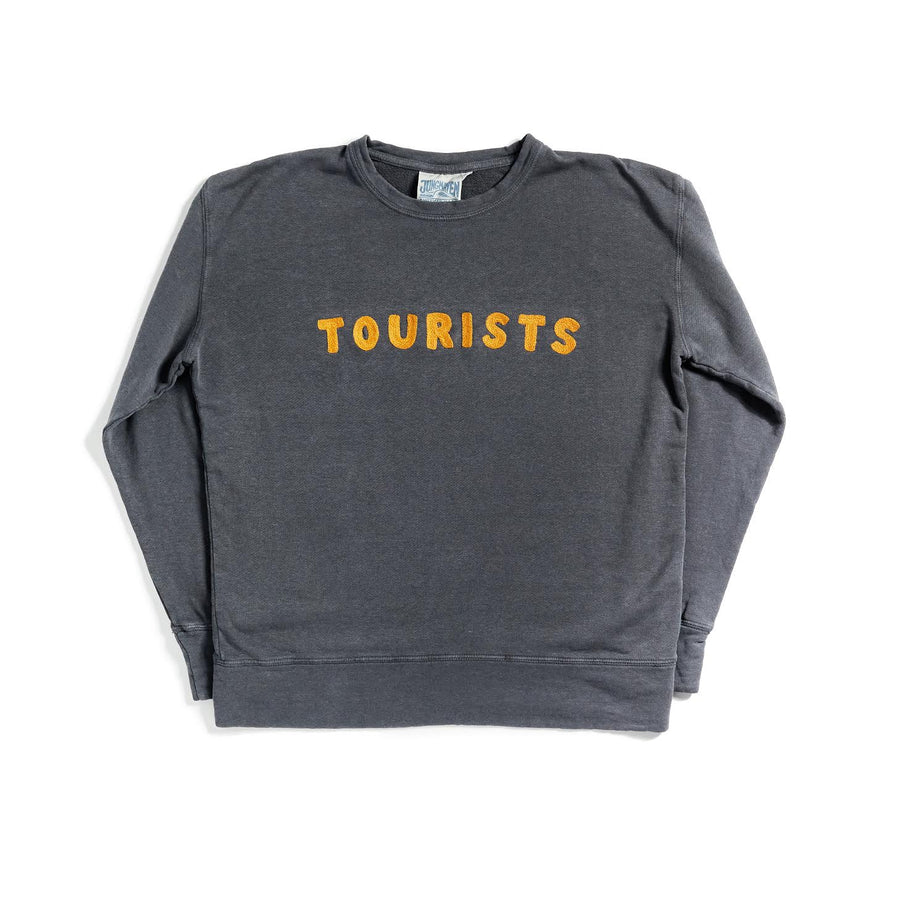 Tourists Chain Stitch Sweatshirt - DIESEL