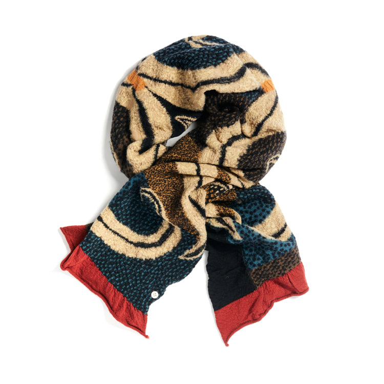 Kapital Five Rings Scarf