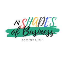 logo 24 shades of business