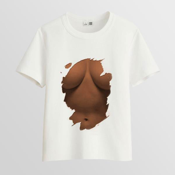 a5be6feae20 Funny Print T-Shirt For African American Women's (Free Shipping ...