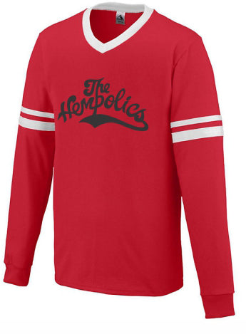 Hempolics Long Sleeve Baseball T-shirt (Limited Edition)