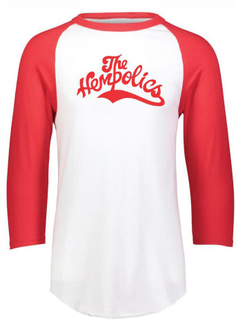 Hempolics Baseball T-shirt 3/4 sleeve (Limited Edition)