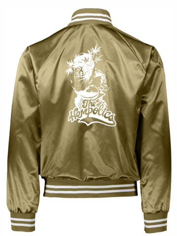 Hempolics Satin Baseball Jacket (Limited Edition)