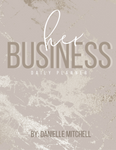 Her Business Daily Planner