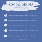 Instagram Canva Template