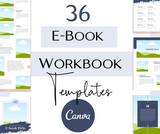 E-Book Canva Template