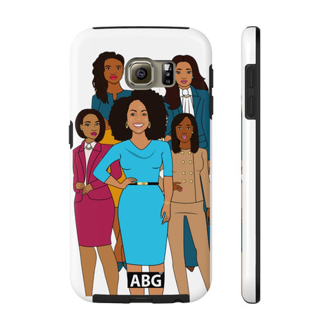 Slay Squad Samsung Galaxy  Tough Phone Cases