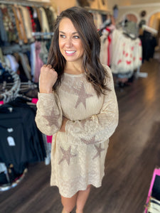 American Spirit Star Sweater