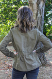 Bad And Beautiful Jacket (Olive)