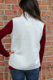 Wonderful Winter Vest (Snow)