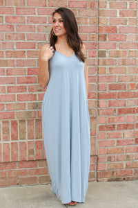 Everyone's Favorite Maxi (Blue Grey)