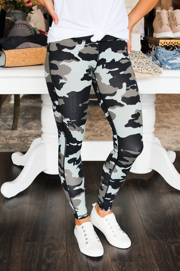In The Jungle Camo Pant