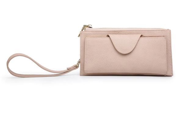 Jen & Co Wallet (Light Pink)